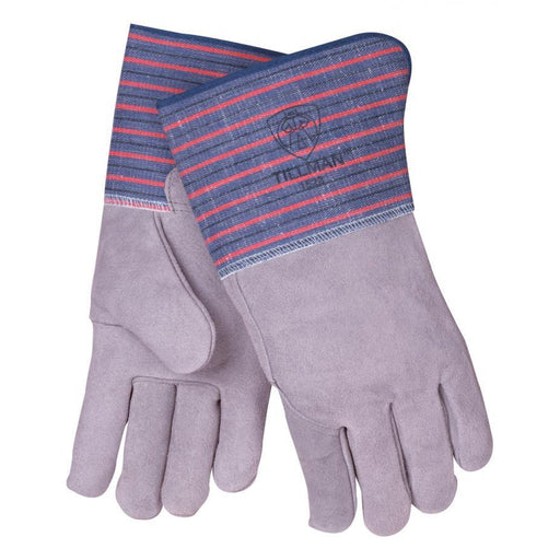"Tillman Gunn cut 4 1/2"" cuff Work Gloves - 1528K"
