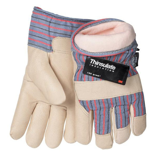 Tillman Thinsulate Pigskin Winter Gloves - 1565