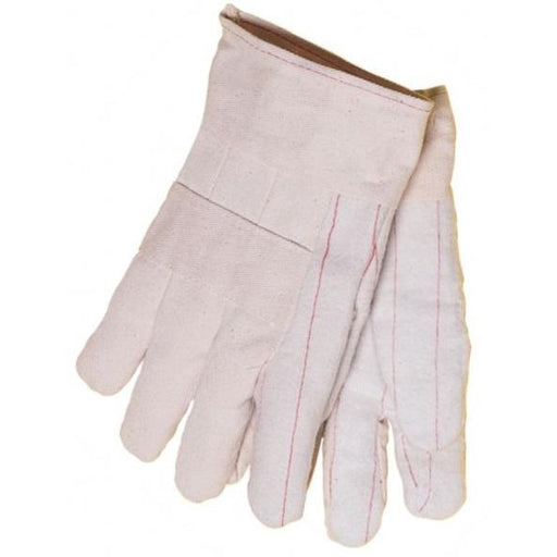 Tillman 24 oz. Burlap Lined Hot Mill Gloves - 1601