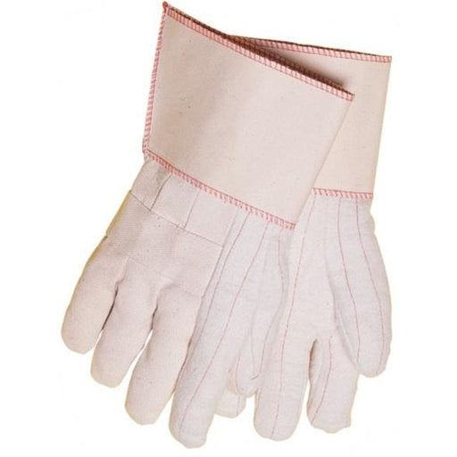 "Tillman 24 oz. 4"" Gauntlet Hot Mill Glove - 1626"