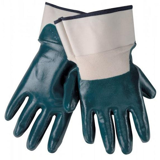 Tillman Nitrile Coated Cotton Gloves - Cuff Wrist - 12/pk - 1742