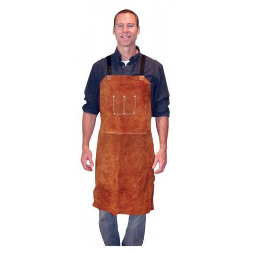 Tillman Premium Leather Bib Aprons - 3836