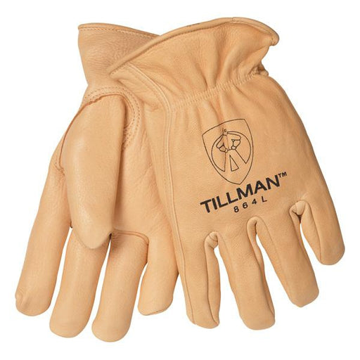 Tillman Deerskin Drivers Gloves - 864