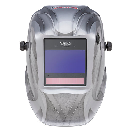 Lincoln Viking 2450 4C Heavy Metal 4th Gen Welding Helmet - K3029-4