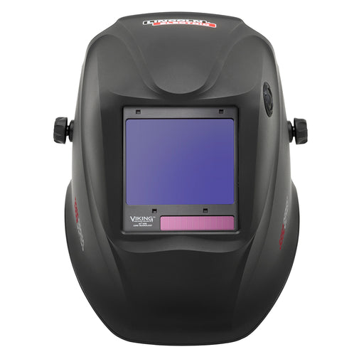 Lincoln Viking 3350 4C Matte Black 4th Gen Welding Helmet - K3034-4