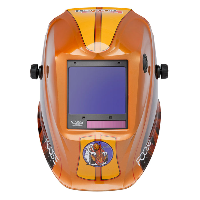 Lincoln Viking 3350 4C Terracuda 4th Gen Welding Helmet - K3039-4
