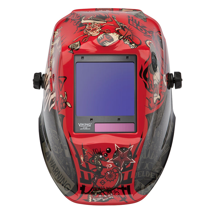 Lincoln Viking 3350 4C Mojo 4th Gen Welding Helmet - K3101-4