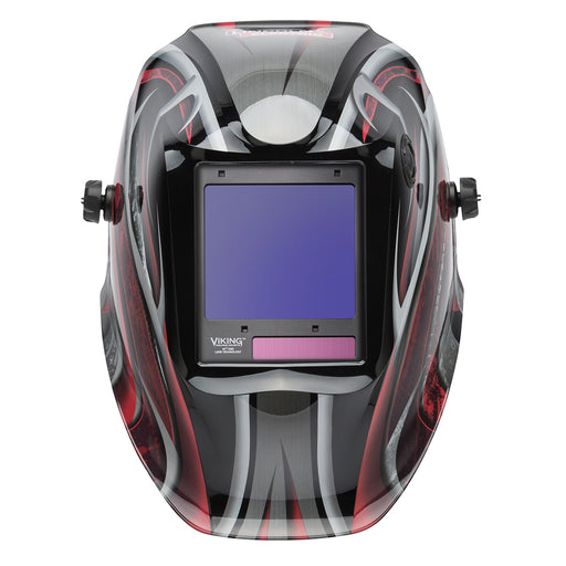 Lincoln Viking 3350 4C Twisted Metal 4th Gen Welding Helmet - K3248-4