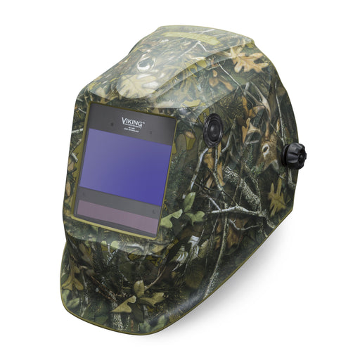 Lincoln Viking 2450 4C White Tail Camo 4th Gen Welding Helmet - K4411-4