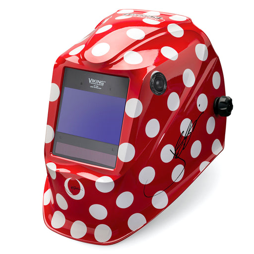 Lincoln Viking 2450 4C Jessi the Welder 4th Gen Welding Helmet - K4437-4