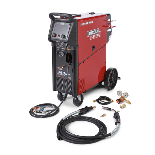 Lincoln Power MIG 360MP Multiprocess Welder - K4467-1