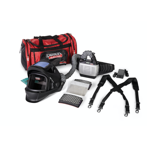 VIKING 3250D FGS Powered Air Purifying Respirator Complete package
