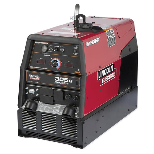 Lincoln Ranger 305G DC Gas Engine Driven Welder w/ EFP - K1726-5