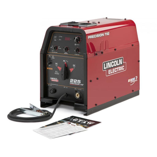 Lincoln Precision TIG 225 AC DC Stick Welder 460/575/1/60 - K2533-2