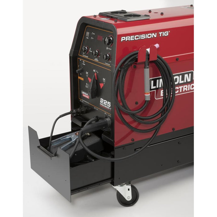 Lincoln Precision TIG 225 AC/DC Ready-Pak TIG/Stick w Cart - K2535-2