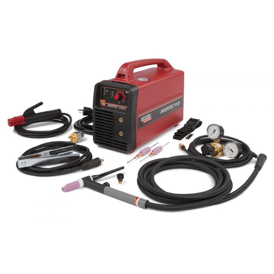 Lincoln Invertec V155-S TIG Ready-Pak Package - K2606-1