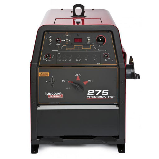 Lincoln Precision 275 208V/230V/460V/1/60 Hz TIG Welder - K2619-1
