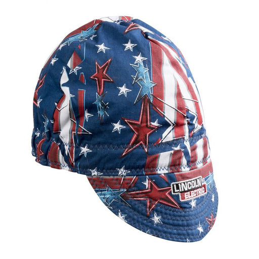 Lincoln All American Welding Cap - K3203-ALL