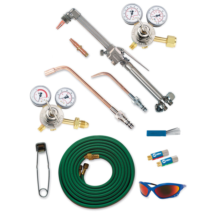 Miller/Smith Med Duty Cutting Welding & Heating 510 Outfit - MBA-30510