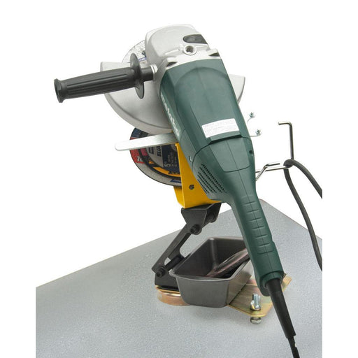 Strong Hand Grinder Rest with Adjustable Cable Hanger - MGH600