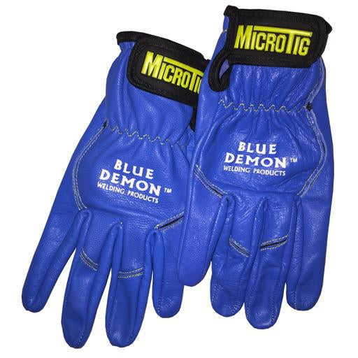 Blue Demon MicroTIG Welding Gloves