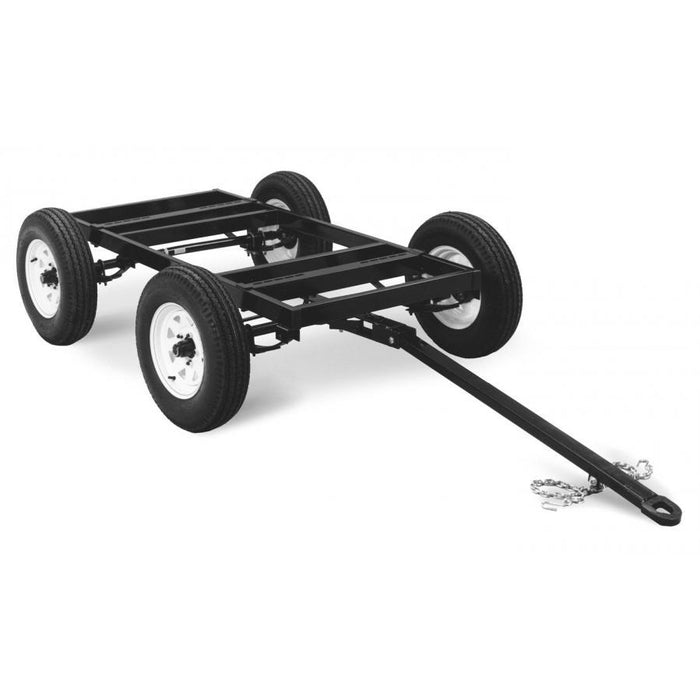 Miller 4 West Four-Wheel Steerable Off-Road Trailer - 042801