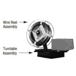 Miller Turntable Assembly - 146236