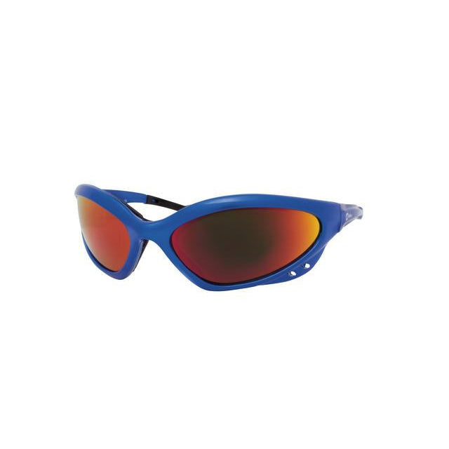 Miller Safety Glasses - Blue Frame / Shade 3 Lens - 235661