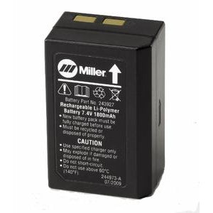 Miller Coolband II Replacement Battery - 243927