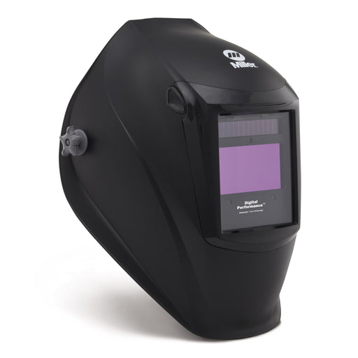 Miller Digital Performance Welding Helmet w/ Clear Light, Black - 282000