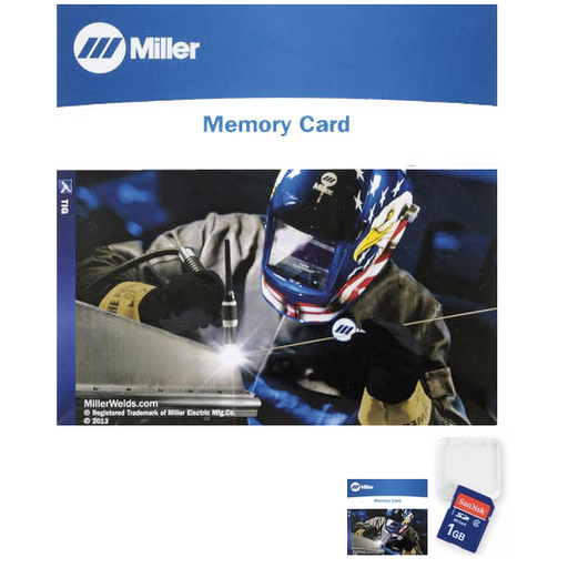 Miller Dynasty 210/280 Memory Card - Independent AC Expansion - 301235