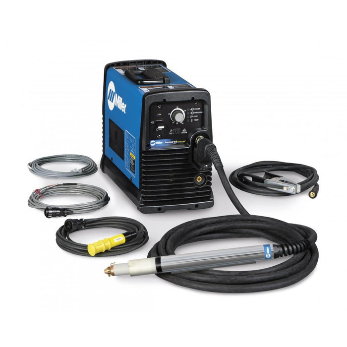 Miller Spectrum 875 Plasma W/ 50' XT60M Long Mach Torch - 907584004