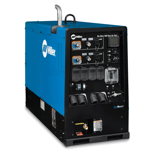 Miller Big Blue 800 Duo Air Pak - 907752