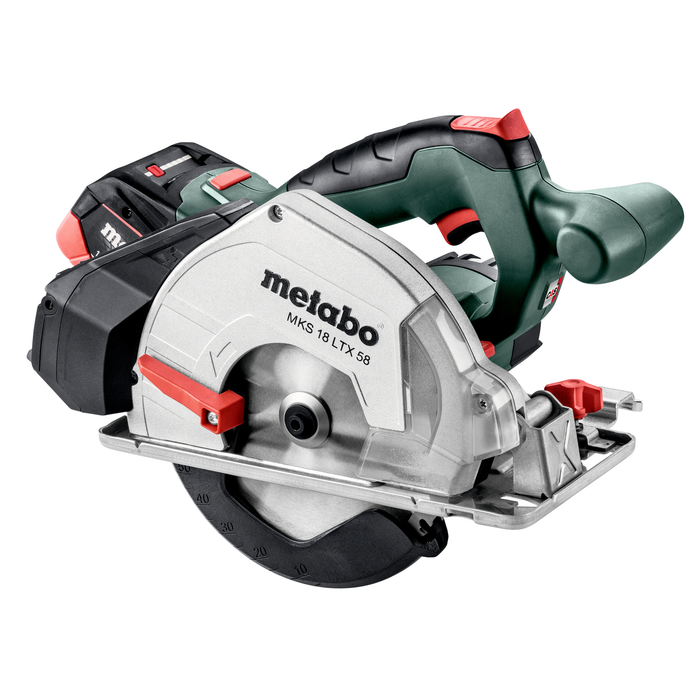 "Metabo MKS 18 LTX 58 6 1/2"" Cordless Metal Cutting Circular Saw - 600771850"