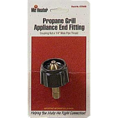 Mr Heater - Propane Grill Appliance End - F276495