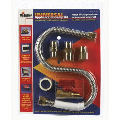 Mr Heater - Gas Connect Hookup Kit - F271239