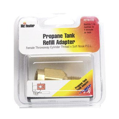Mr Heater - Propane Tank Refill Adaptor - F276172