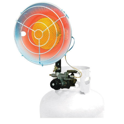 Mr Heater Single Tank-top Propane Heater 8K-14K BTU - MH15T - F242100