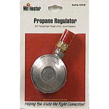 "Mr Heater - Low Pressure LP Regulator - 11"" MPT - F276136"