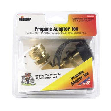 Mr Heater - LP TEE Adapter - F273751