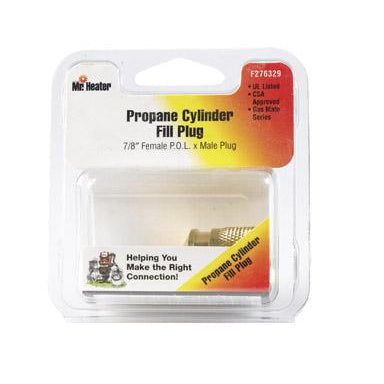 Mr Heater - Propane Cylinder Fill Plug - F276329