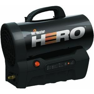 Mr Heater - MH35CLP Hero Portable Cordless Propane Heater - F227900