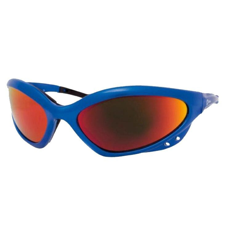 Miller Safety Glasses - Blue Frame / Shade 5 Lens - 235657