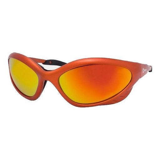 Miller Safety Glasses - Orange Frame / Shade 5 Lens - 235659