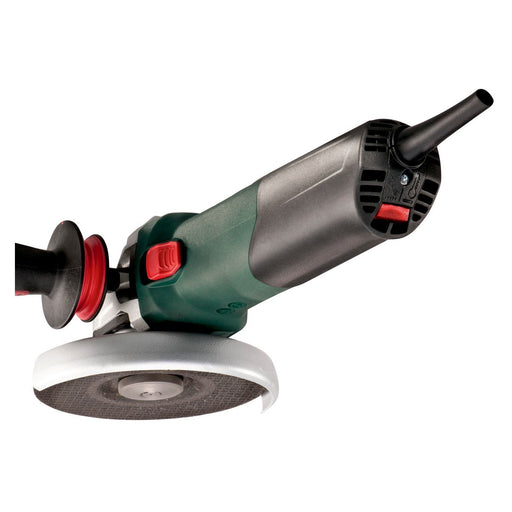 "Metabo W 12-150 Quick 6"" 10.5A Angle Grinder w/ lock-on - 600407420"