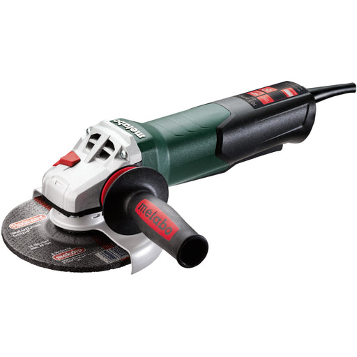 "Metabo WP 12-150 Quick 6"" 10.5 Amp Angle Grinder - 600418420"