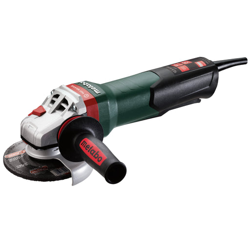 "Metabo WPB 12-125 Quick 5"" 10.5 Amp Angle Grinder - 600428420"