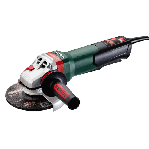 "Metabo WPB 12-150 Quick 6"" 10.5 Amp Angle Grinder - 600432420"