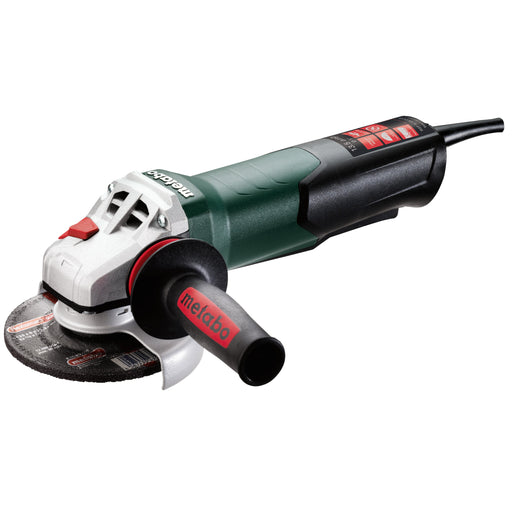 "Metabo WEP 15-125 Quick 5"" 13.5 Amp Angle Grinder - 600476420"
