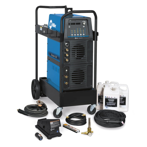 Miller Maxstar 400 TIG Welder Complete Package w/ Wireless Foot Control - 951874
